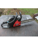 Troy-Bilt-16-034-Chainsaw-TB4016CC-Gas-Powered-40-cc- Running Saw - $210.38