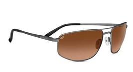 Serengeti Modugno, Shiny Dark Gunmetal Frame, Drivers Gradient Lenses - $229.99