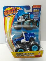 Blaze and The Monster Machines Racing Flag Crusher - $10.99