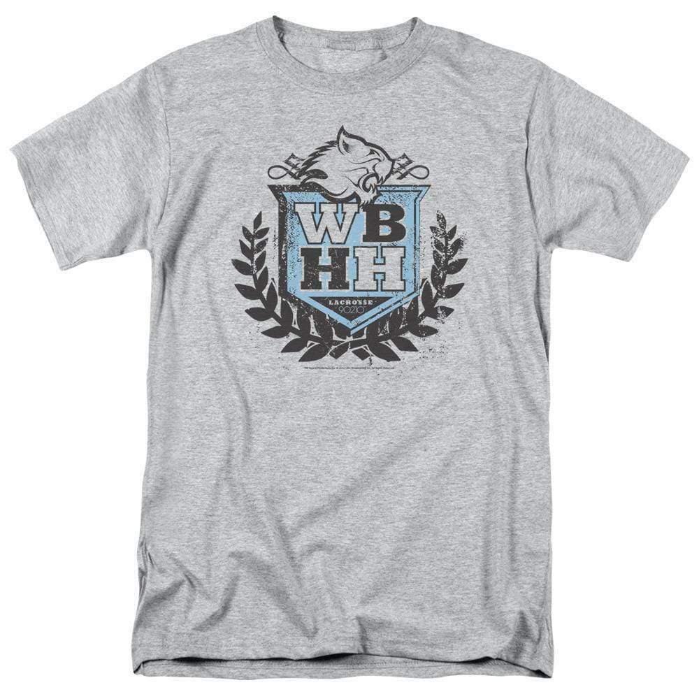 West Beverly Hills High 90210 t-shirt Retro 90's TV series graphic tee CBS1065