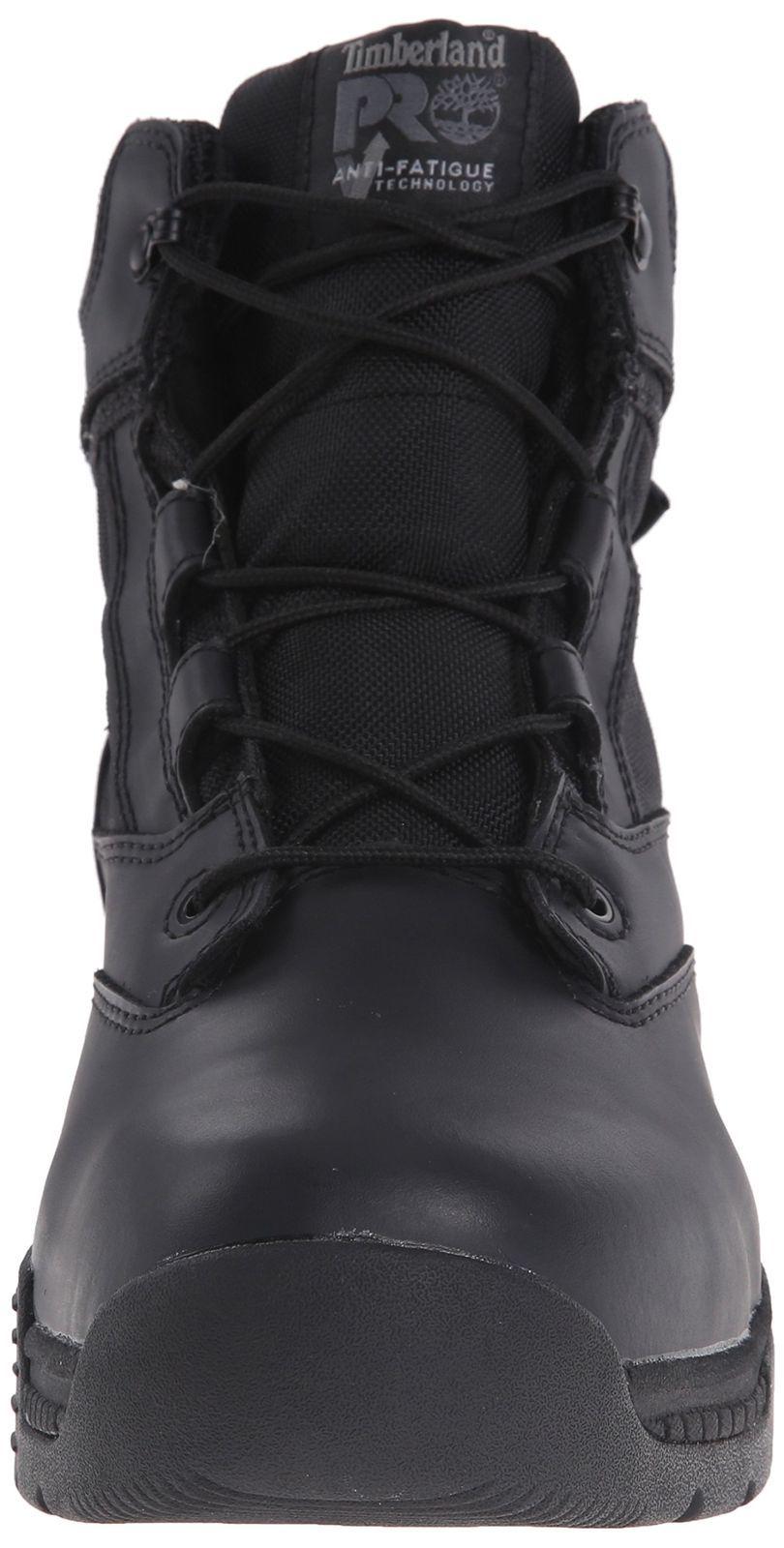 Timberland PRO Mens 6 Valor Soft-Toe Waterproof Work Boot