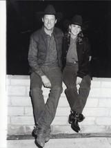 Bruce Boxleitner / Linda Blair - professional celebrity photo 1992 - $6.85