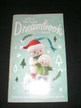 Hallmark Keepsake Dream Book With Wish List 2015  Brand NEW  - $6.99