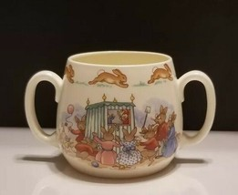 Royal Doulton Fine Bone China Bunnykins Childrens Mug Childs Cup Punch &... - $19.75