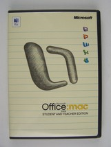 Microsoft Office 2004 for Mac Student and Teacher CD Edition - $11.08