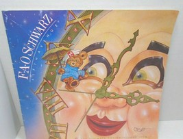 F. A. O. Schwarz Fifth Ave The Ultimate Toy Catalog 1990 - $18.69