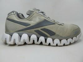 Reebok ZigTech ZigPulse II Size 11 M (D) EU 44.5 Men's Running Shoes Grey V43159