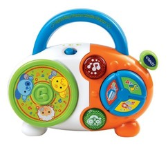 VTech Spinning Tunes Music Player - $15.51