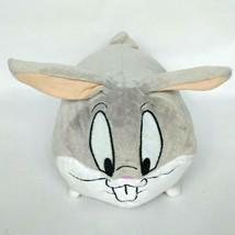 Six Flags Texas Bugs Bunny Looney Tunes Long Rabbit Plush Stuffed Animal... - $19.80