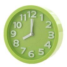 George Jimmy Cute Student Alarm Clock Stylish Silent Bedside Alarm Clock #7 - $26.93
