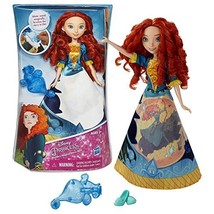 Princess Disney Year 2015 Series 12 Inch Doll - MERIDA'S Magical Story S... - $29.99