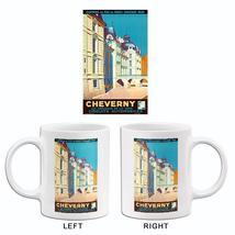 Cheverny - France - 1935 - Travel Poster Mug - $23.99+