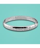 Bohemia real female 925 silver bracelet special magic letter design Unis... - $35.06