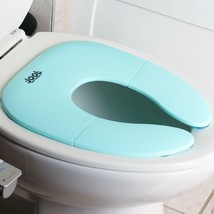 Folding Travel Potty Seat for Boys and Girls Fits Round & Oval Toilets N... - $19.45