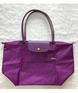 France Longchamp Le Pliage Club Collection Horse Embroidery Large Tote V... - $95.00