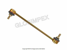 BMW e46 e85 e86 Sway Bar End Link Front (1) LEMFOERDER OEM NEW + 1 YEAR ... - $38.45
