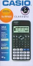 Casio FX-991EX Scientific Calculator FX-991-EX New 552 Function Classwiz... - $28.64