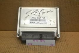01-02 Audi Allroad 2.7L Turbo Engine Control Unit ECU 4Z7907551K Module ... - $94.99