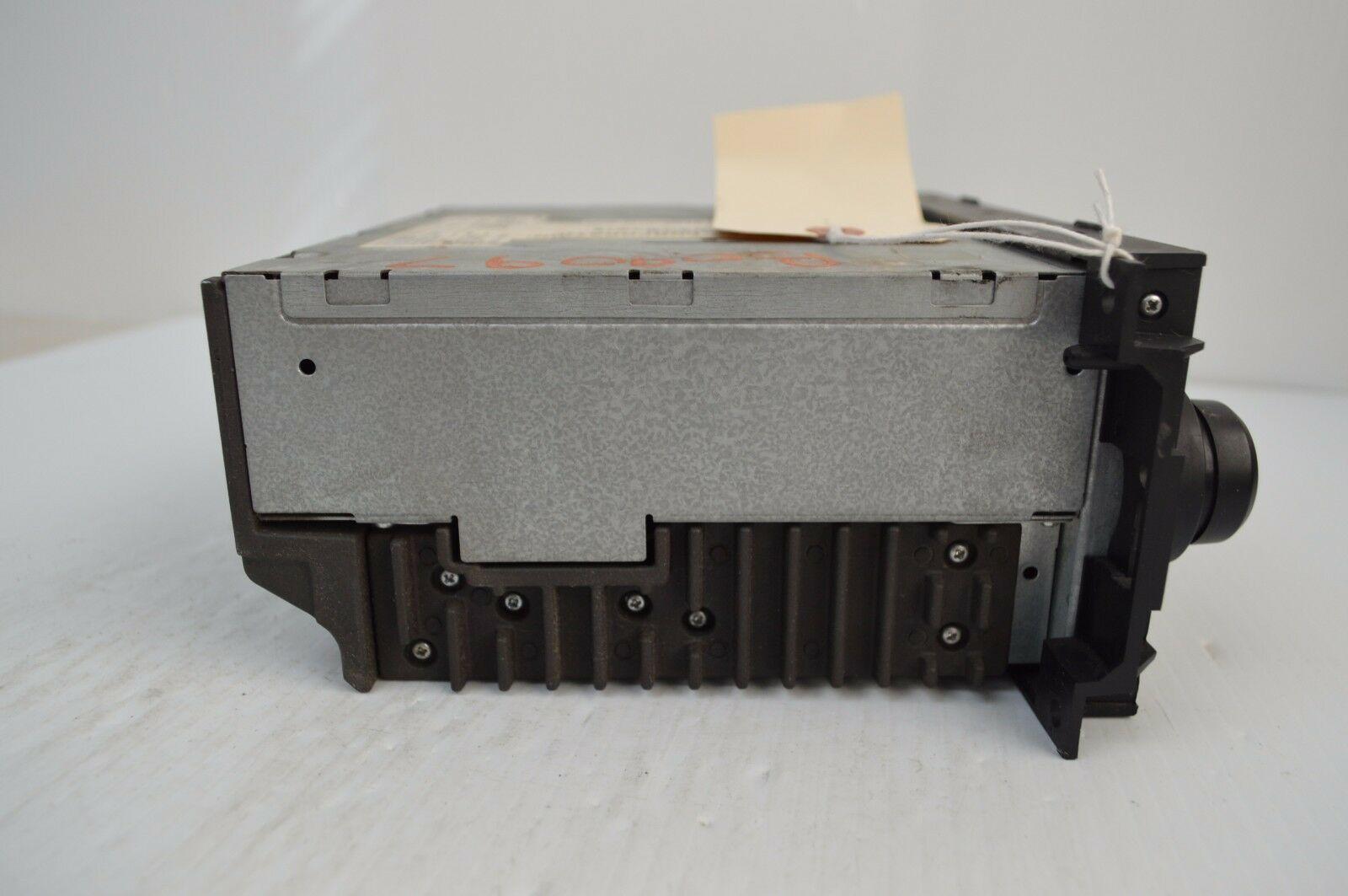 2005-2007 CHRYSLER DODGE RADIO 6 CD MP3 CASSETTE PLAYER TESTD 5091523AL AA36#016 image 3