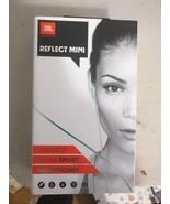 New JBL teal Reflect Mini  Sport In-Ear Headphone - $32.71