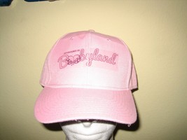 adventures in boobyland deja vu las vegas baseball hat cap adult 7 5/8 s... - $14.84