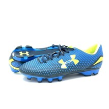 Under Armour Force Soccer Cleats / Multi Color (Youth Size 10 ) Pre-Owned - $20.57