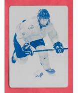 2016-17 Jamie Lee Rattray Upper Deck Team Canada Juniors 1/1 Printing Pl... - $47.49