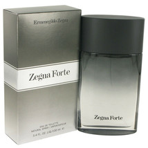 Zegna Forte by Ermenegildo Zegna 3.4 oz EDT Cologne Spray for Men New in Box - $39.31