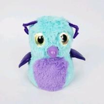 Hatchimals Glittering Garden Gleaming Aqua purple Burtle Electronic Inte... - $13.86
