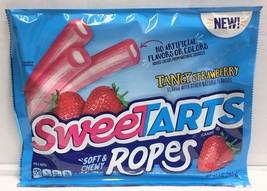 Sweetarts Soft & Chewy Tangy Strawberry Ropes Tangy Candy 9 oz Sweet Tarts - $5.41
