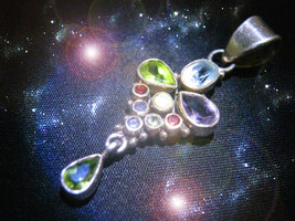 HAUNTED NECKLACE MASTER WITCH'S  OF OMNIPOTENCE EXTREME SECRET OOAK MAGICK - $9,007.77