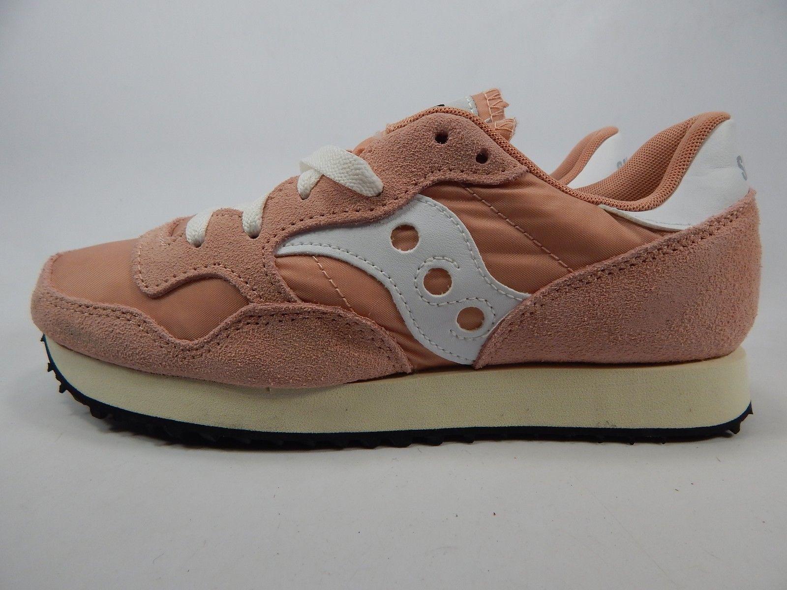 Saucony DXN Trainer Vintage SMU Original S60369-23 Women's Shoes Size 7 M EU 38