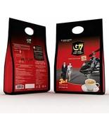 Trung Nguyen Ground Coffee - -Cà Phê G7 3in1 - Bịch 100 Sticks 16gr - $44.55