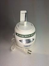 Cuisinart Mini-Prep Plus 4 Cup Food Processor CGC-4BCPC1 Motor Base Only - $19.70