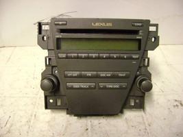 07 08 09 Lexus ES350 6 Disc CD Radio Receiver P1807 86120-33720 - $37.12
