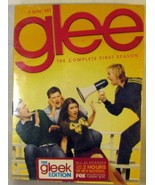 Glee: The Complete First Season (DVD, 2010, 7-Disc Set) - $4.94