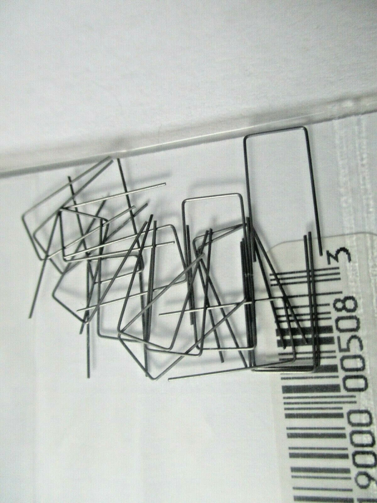 Cal Cal Scale # 190-508 Grab Iron 21 in Straight 20 Pieces .012 HO Scale