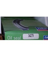 one SKF 34279 OIL SEAL 87.325MMX 114.32MM X 9.53MM - $25.74