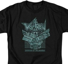 Voltron Defender of the Universe t-shirt retro 80's anime graphic tee DRM258 image 2
