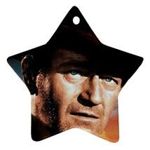 Memorabilia Star Ornament - John Wayne Star Pro... - $3.49