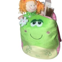 Backpack Girls Sleep Over Princess The Frog Bag Unique Birthday Gift Fun... - $27.50