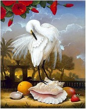 """Flamengo Animal 16X20"""" Paint By Number Kit DIY Oil Painting on Canvas Fr... - $8.90"""