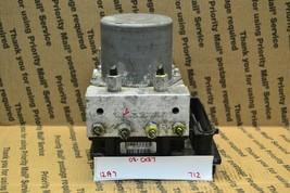08 Infiniti G37 ABS Pump Control OEM 47660JL00A Module 712-12A7 - $9.98