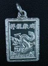 NICE Chinese Dragon Zodiac Pendant ARIES Silver .925 Jewelry - $16.01