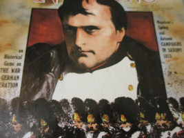 Struggle of Nations Avalon Hill Strategy Game Napoleon Saxony Germany 1981 - $41.75