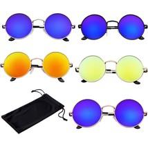 John Lennon Gafas de Sol Round Gafas Sol Retro Vintage 60s 70s Hippie - $5.70+