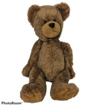 "Toys R Us Brown Teddy Bear Stuffed Animal 2011 16.5"" - $26.42"