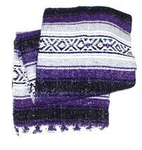 Purple Mexican Blanket - ₹793.43 INR