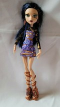 Mattel Monster High Cleo de Nile Boo York Comet Crossed Doll in Outfit B... - $24.74