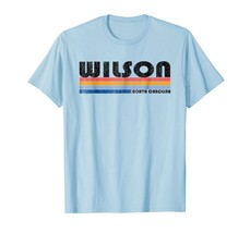 Vintage 1980s Style Wilson NC T Shirt - $17.99+